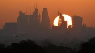 A City, coração financeiro de Londres, é acusada de servir para lavagem de dinheiro fruto da corrupção na Rússia.