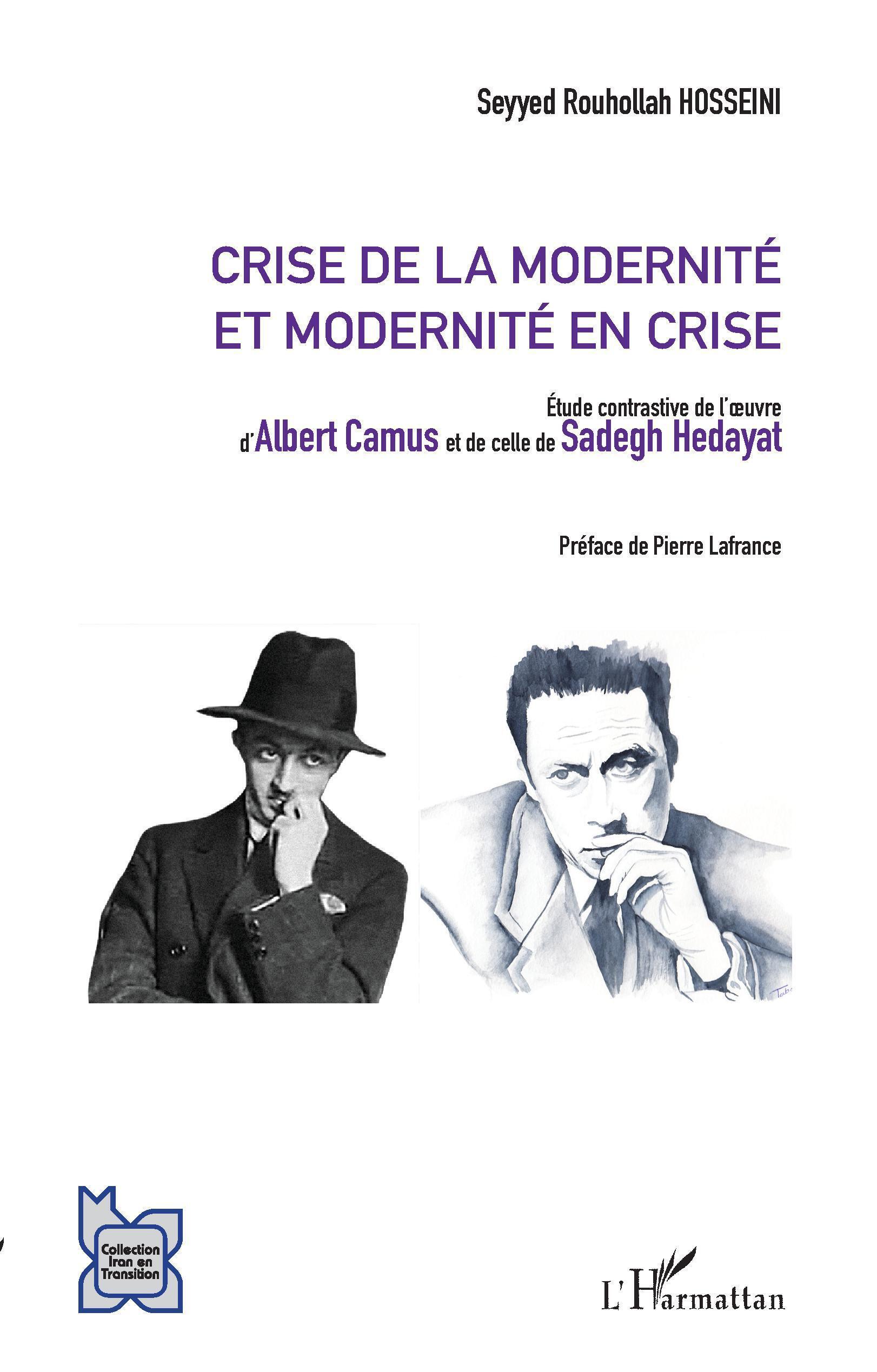 تصویر جلد کتاب بحران مدرنیته و مدرنیته در بحران