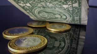 Dólar chegou a bater a barreira de R$ 4 na semana passada.