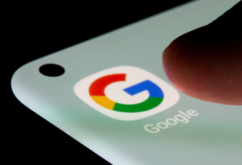 Image google logo application