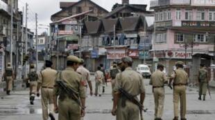 Yankin Kashmir da kasashen India da Pakistan ke takaddama