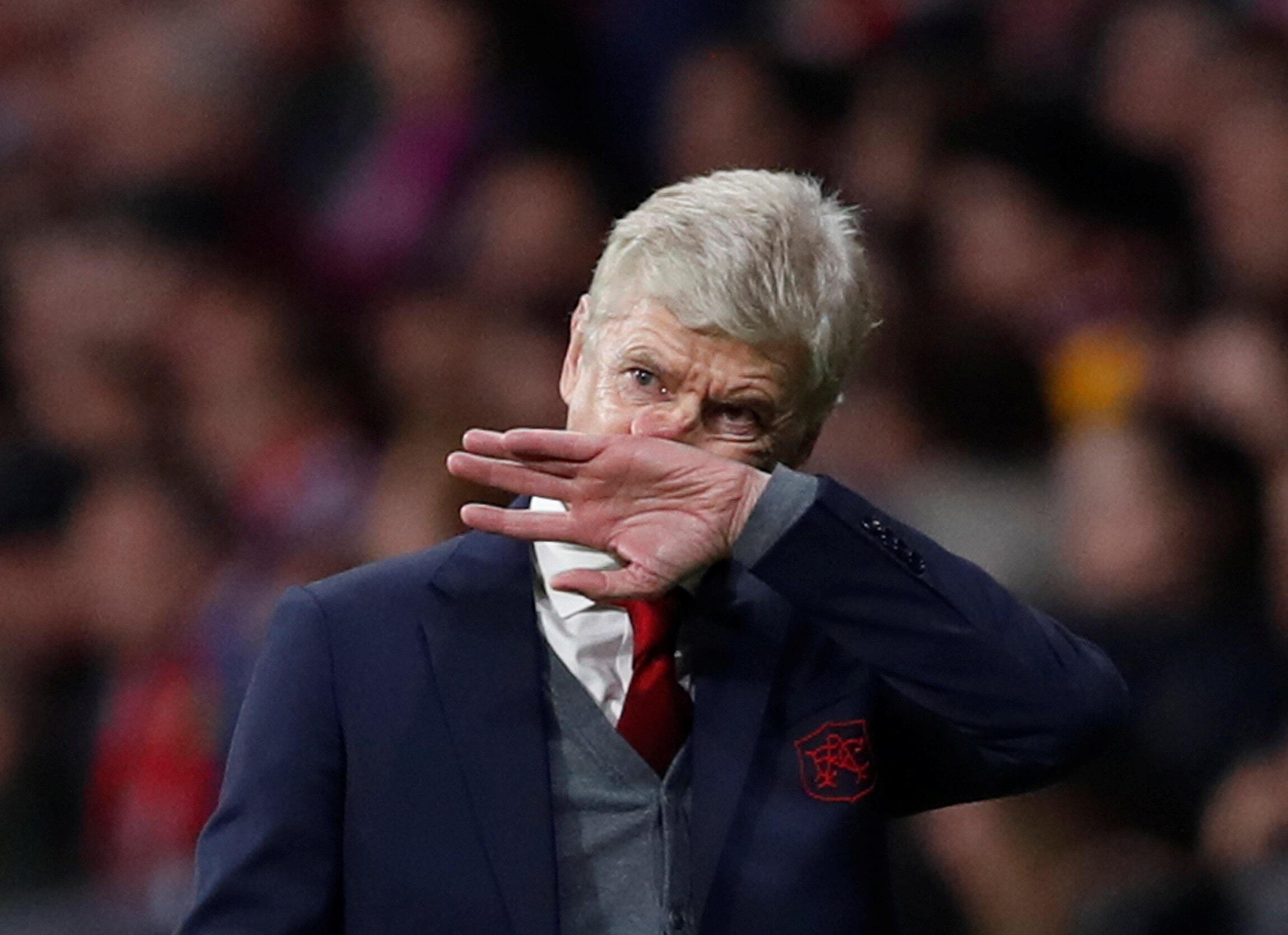 Kocha wa zamani wa Arsenal, Arsene Wenger.