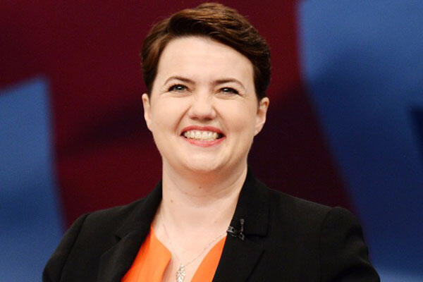 Ruth Davidson, l'Ecossaise qui en impose à Theresa May.