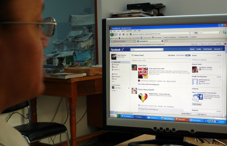 Cerca de 400 milhões de pessoas utilizam Facebook em todo o mundo.