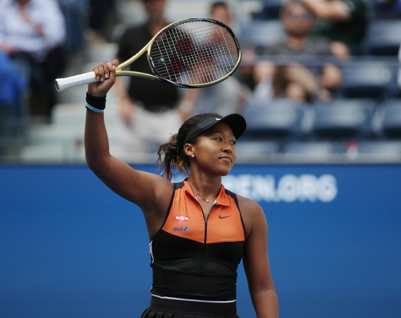 Naomi Osaka pendant le tournoi de l'US Open en 2018. (photo d'illustration)