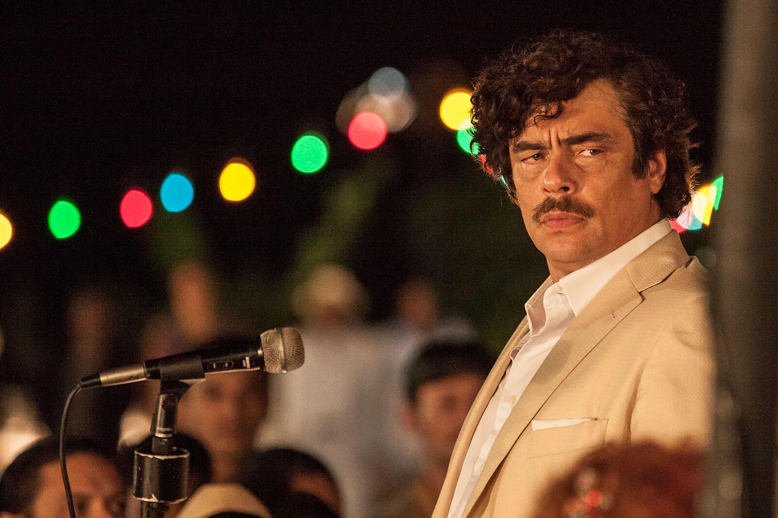 Benicio Del Toro, dans «Paradise Lost».
