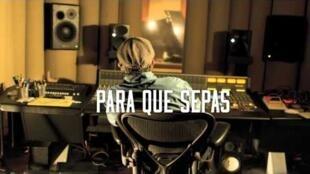 """Para que sepas"" de Juan Luis Guerra."