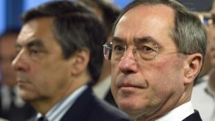 Claude Guéant vai rever, no início de 2012, as condições para que estudantes estrangeiros trabalhem na França.