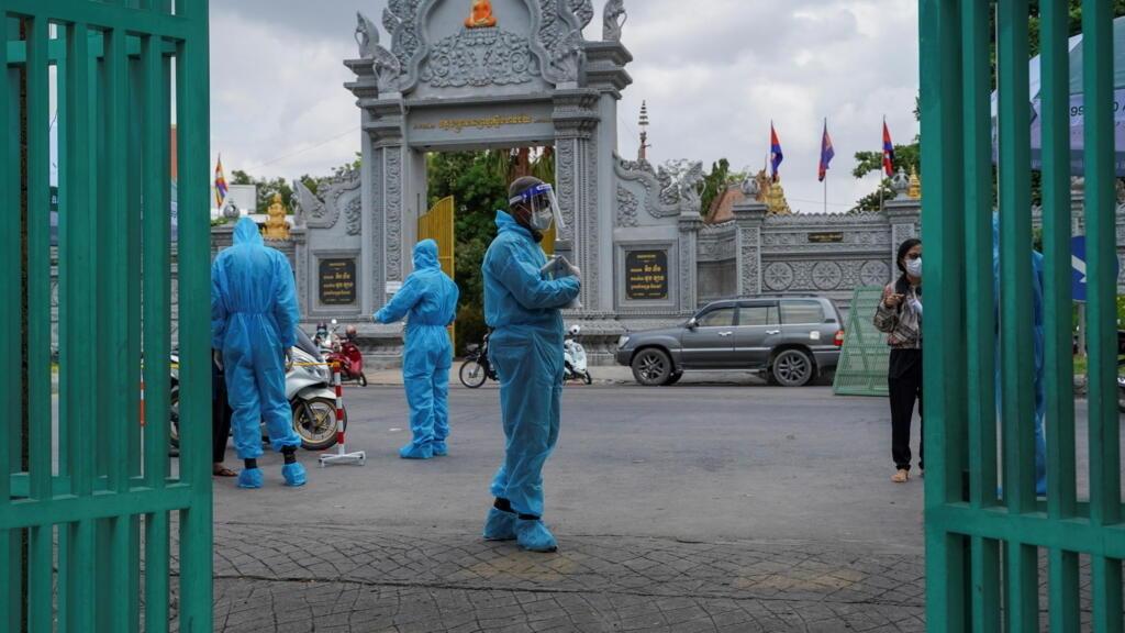 Covid-19 au Cambodge: les journalistes interdits de se rendre dans les «zones rouges»