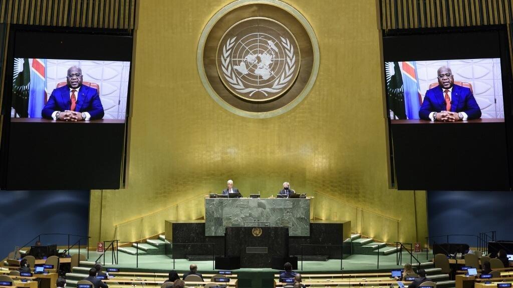Assemblée générale de l'ONU: Tshisekedi exprime les attentes de la RDC à l'égard de la Monusco...