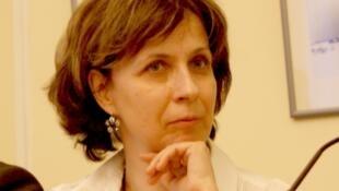 Журналист, правозащитник Зоя Светова