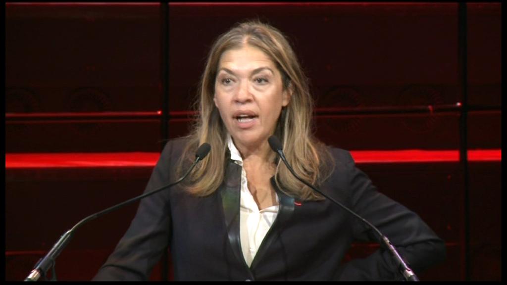France Médias Monde CEO Marie-Christine Saragosse