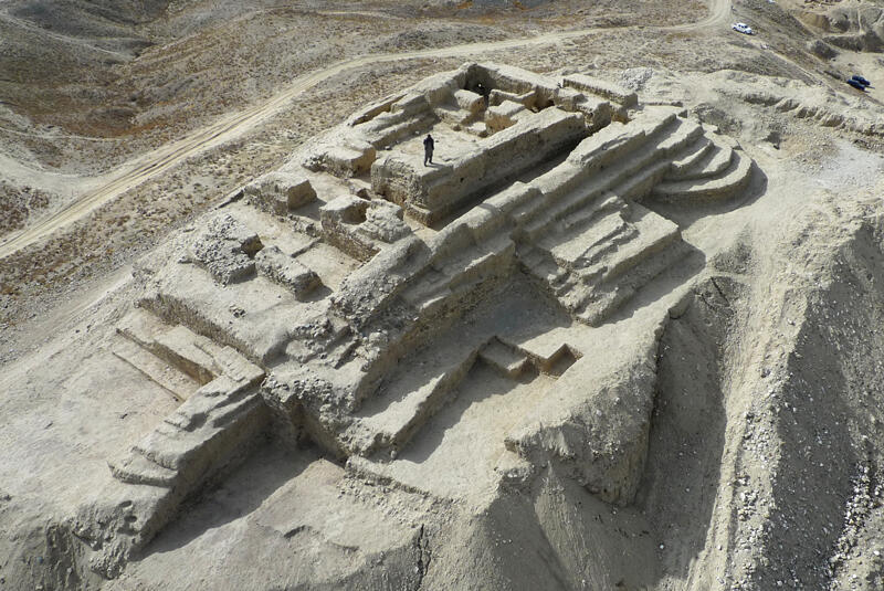 ICONEM has worked on a project in Mes Aynak in Afghanistan.