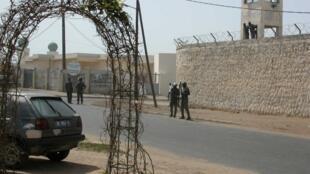 Le rapport du Comité de l'ONU contre la torture pointe notamment la surpopulation carcérale. Ici, la prison de Rebeuss, au Sénégal.