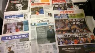 Diários franceses14/08/2014