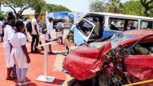 Assinala-se amanhã com uma marcha em Luanda o Dia Mundial em Memória às Vítimas das Estradas.