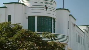 Sede do Clube Ferroviário de Maputo, na capital Moçambicana.