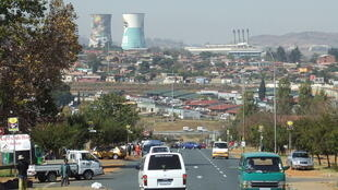 Une vue de Soweto en Afrique du Sud (photo d'illustration).