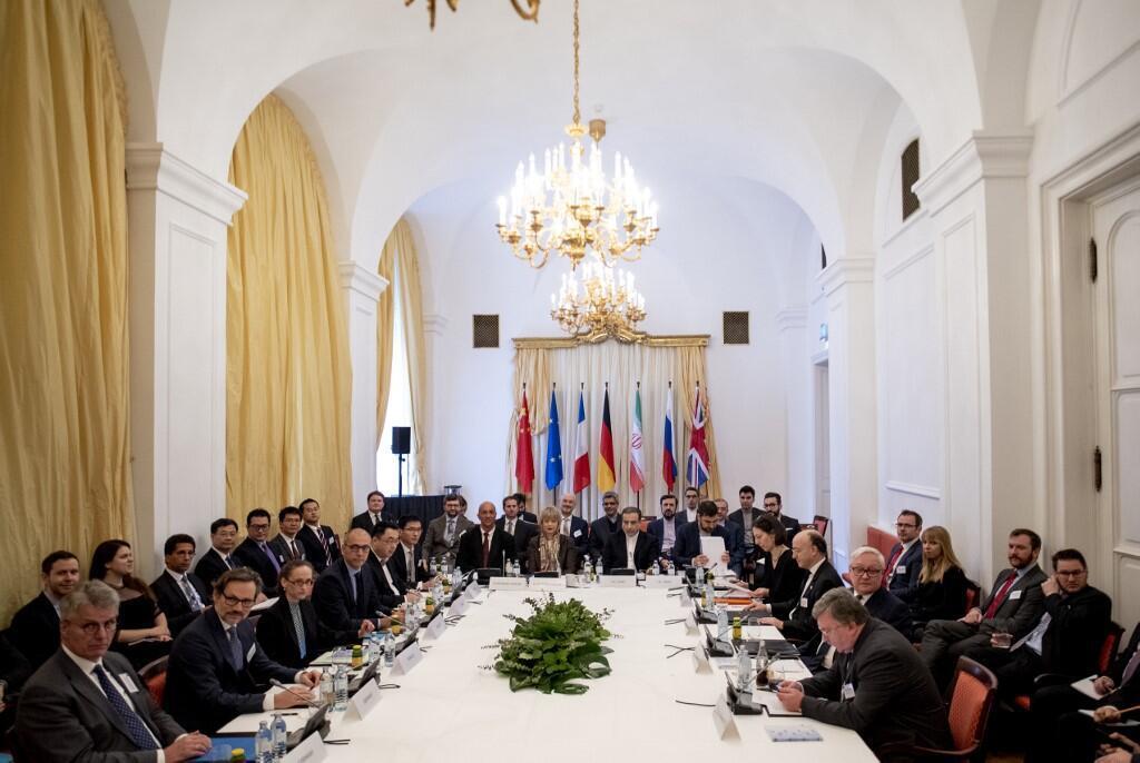 اولین نشست کمیسیون مشترک برجام  پس از فعال شدن مکانیسم ماشه در وین