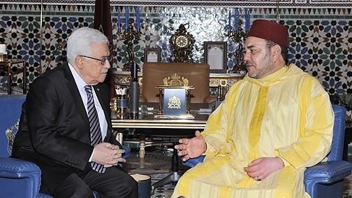 mohammed-VI-president-mahmoud-abbas0