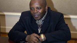 Padre Apollinaire Malu Malu Muholongu, aliyekuwa mwenyekiti wa tume ya uchaguzi DRC CENI.