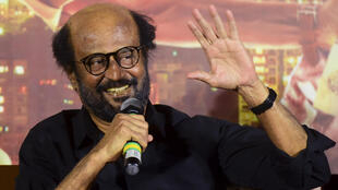 Tamil action megastar Rajinikanth, a bus conductor-turned actor who made his film debut in 1975, is one of Asia's best paid actors