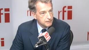 Hervé Gaymard, député Les Républicains.