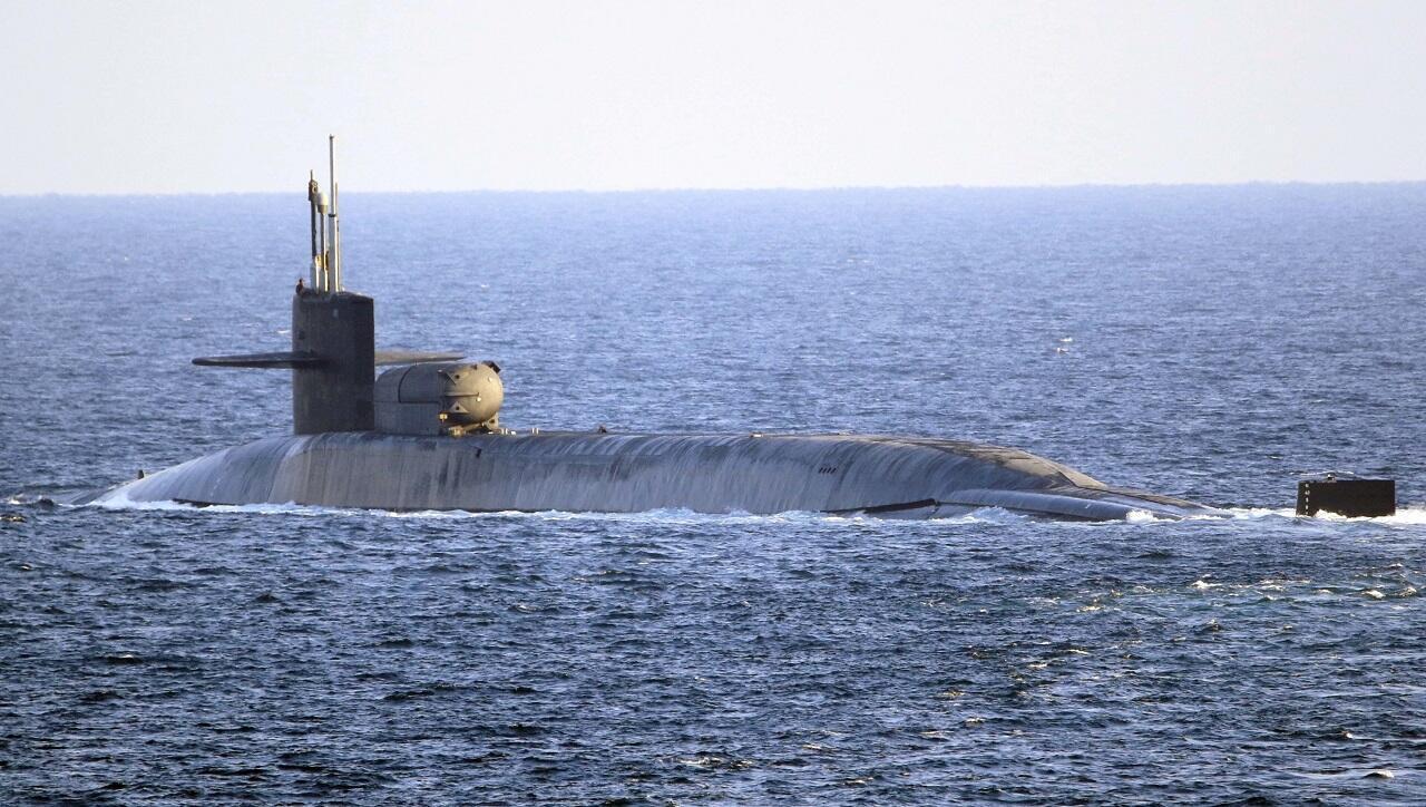 PHOTO Sous-marin américaine