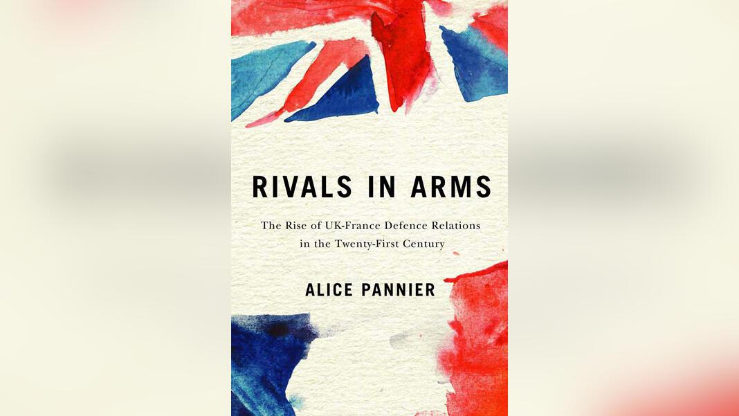 Couverture de «Rivals in arms» de Alice Pannier.