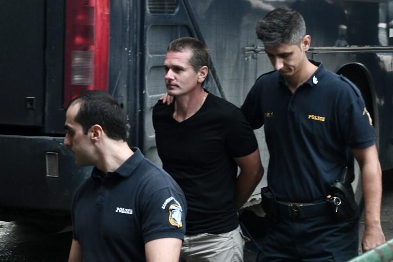 Александра Винника задержали в Греции в июле 2017 года.