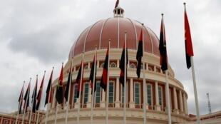Assembleia nacional de Angola.