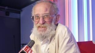 El arqueólogo francés Éric Taladoire en RFI