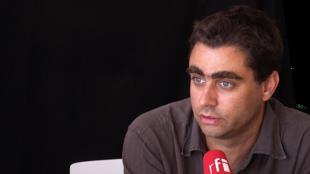 """Realizador português Pedro Pinho com a longa metragem """"A fábrica de nada"""""""