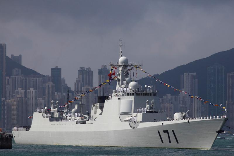 Chiến hạm Trung Quốc cập bến Hồng Kông : Bắc Kinh khẳng định tôn trọng sự toàn vẹn lãnh thổ của Maldives - Reuters