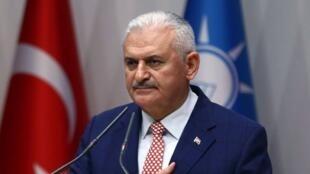 Waziri wa Uchukuzi wa Uturuki Binali Yildirim, ni Waziri mkuu mtarajiwa, Ankara.