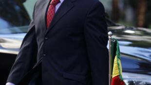 Le Premier ministre malien Diango Cissoko.