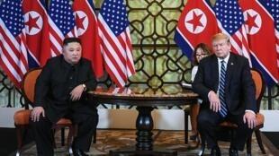شکست مذاکرات رهبران آمریکا و کره شمالی در هانوی-عکس آرشیو