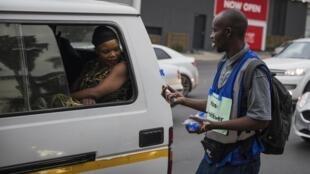 Kwa mujibu wa takwimu zilizotolewa na wizara ya afya zaidi ya nusu ya visa vilivyotokea Afrika Kusini vimepatikana katika jimbo la Gauteng, linalolijumisha jiji la Johannesburg.