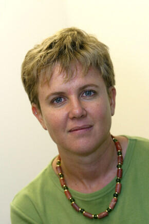 Liesl Louw, chercheuse à l'Institut d'Etudes de Sécurité à Pretoria.