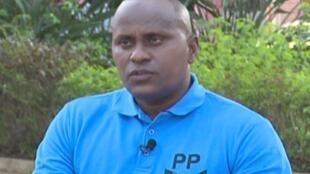 Amândio Barbosa Vicente, Presidente do PP.