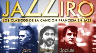 Jazziro, tuyển tập nhạc Pháp của Jairo phối theo điệu jazz