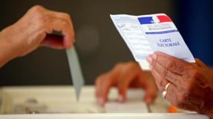 انتخابات مجلس ملی فرانسه
