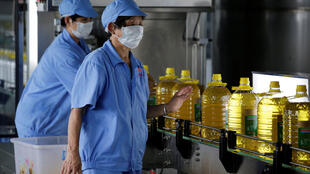 Dầu ăn, một trong những mặt hàng của Mỹ bị Trung Quốc nhắm vào để trả đũa.