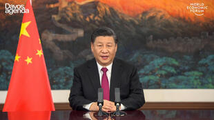 """Xi said confrontation """"will always end up harming every nation's interests and sacrificing people'swelfare"""""""