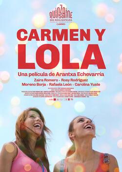 """""""Carmen y Lola"""" es el primer largometraje de Arantxa Echevarría."""