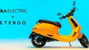Scooter électrique indien Ola