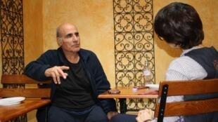 امیر نادری، فیلمساز ایرانی ساکن آمریکا