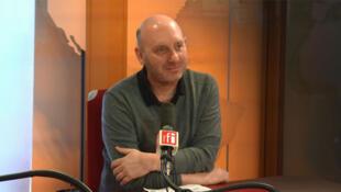 Eric Beynel, porte-parole de l'Union syndicale Solidaires.
