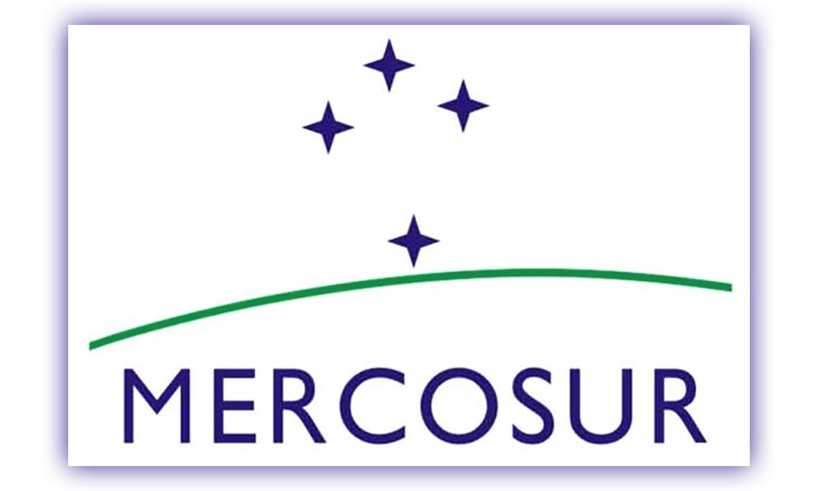 Logotipo representativo del Mercado Común del Sur