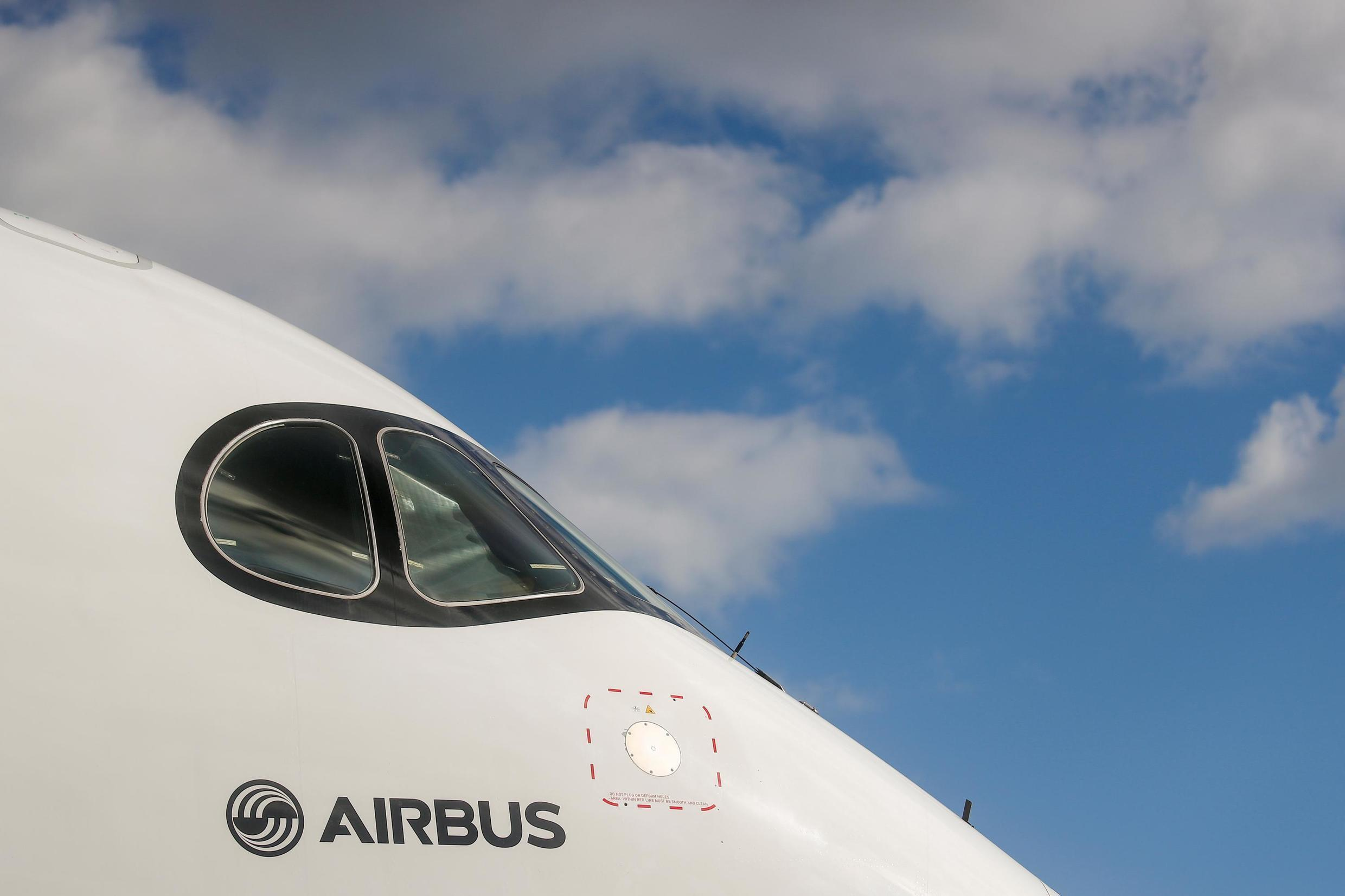 Up, up and away: Airbus faces a 50 percent increase in US import tariffs.